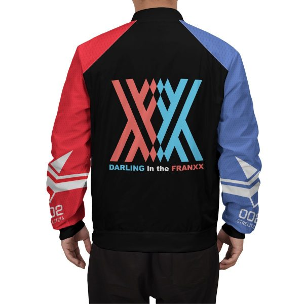 002 franxx bomber jacket 232225 - Anime Jacket