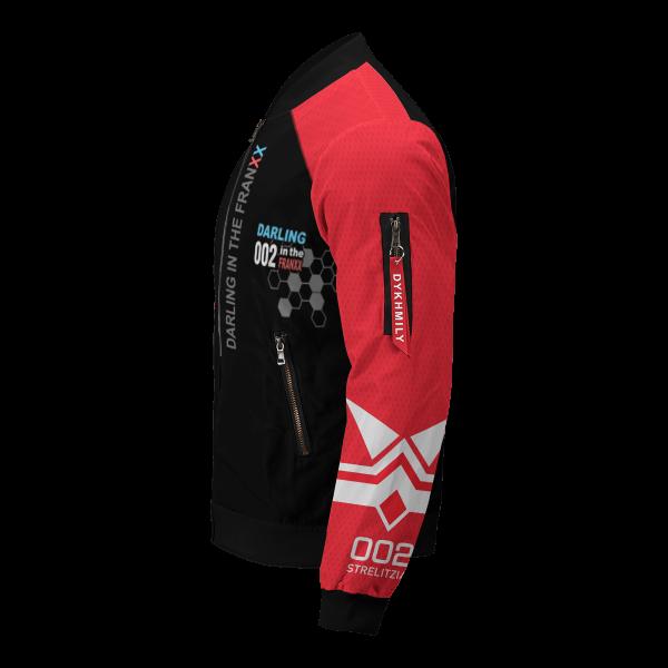 002 franxx bomber jacket 785109 - Anime Jacket