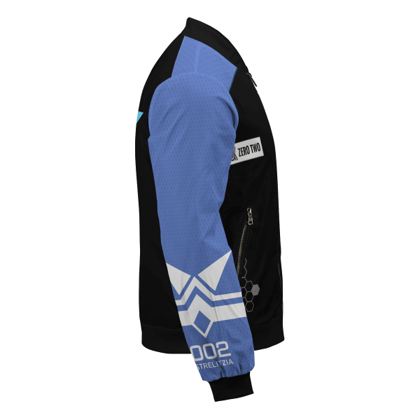 002 franxx bomber jacket 992583 - Anime Jacket