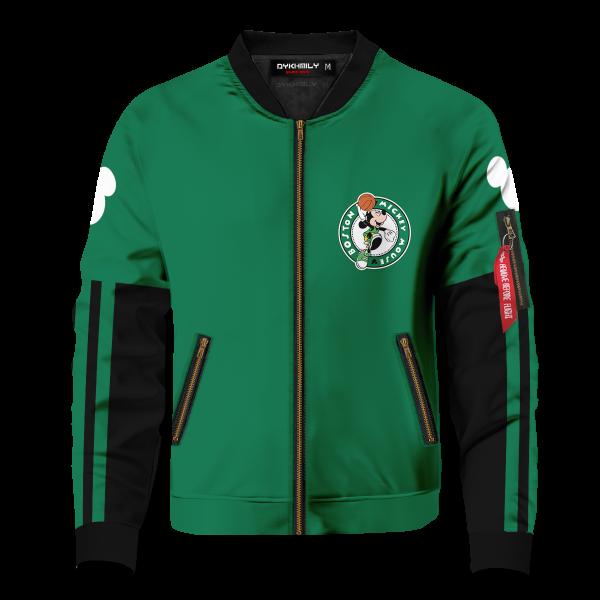 BomberJacketIBostonMouse front - Anime Jacket