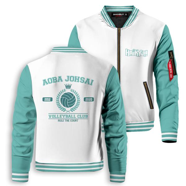 BomberJacketISeijohRuleTheCourt googlead - Anime Jacket