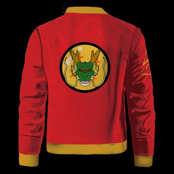 Bomber Jacket I Ki Sense back - Anime Jacket
