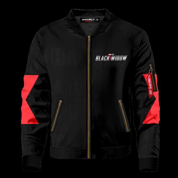 Bomber Jacket I Red Room Training front - Anime Jacket