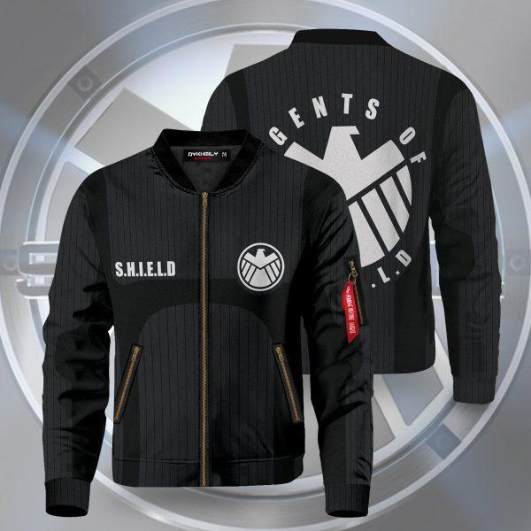 agents of shield bomber jacket 125871 - Anime Jacket
