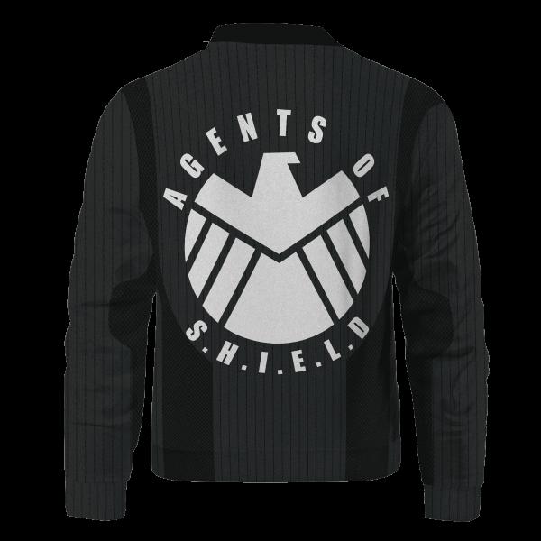 agents of shield bomber jacket 724198 - Anime Jacket