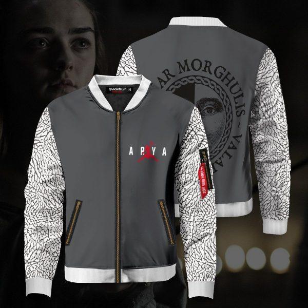 air arya bomber jacket 575995 - Anime Jacket