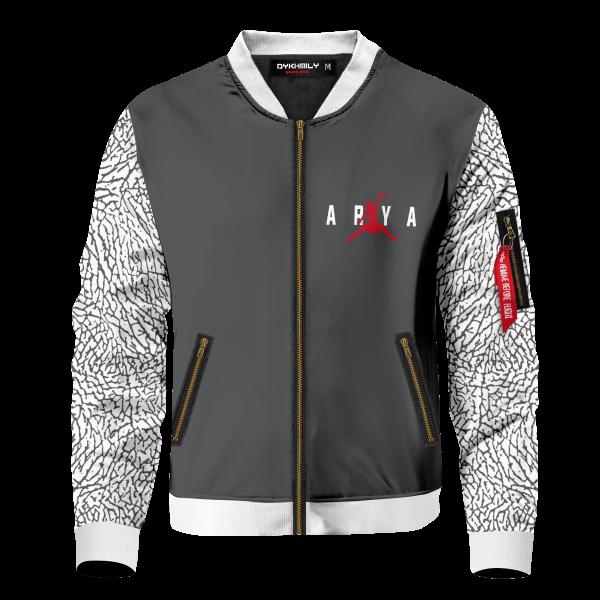 air arya bomber jacket 621359 - Anime Jacket