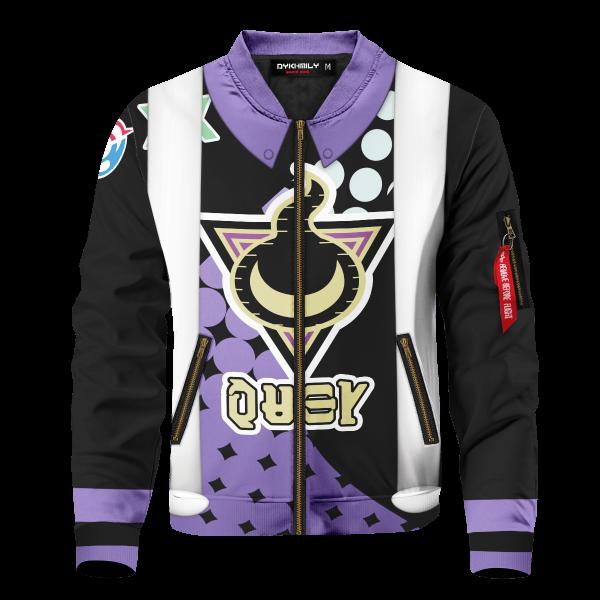 allister stow on side gym bomber jacket 854101 - Anime Jacket