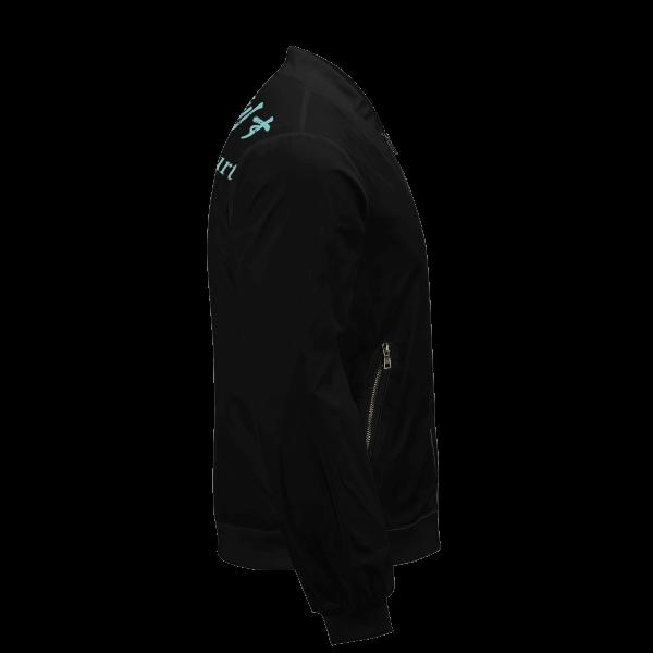 aoba johsai rally bomber jacket 560848 - Anime Jacket