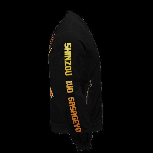 aot power four bomber jacket 301831 - Anime Jacket