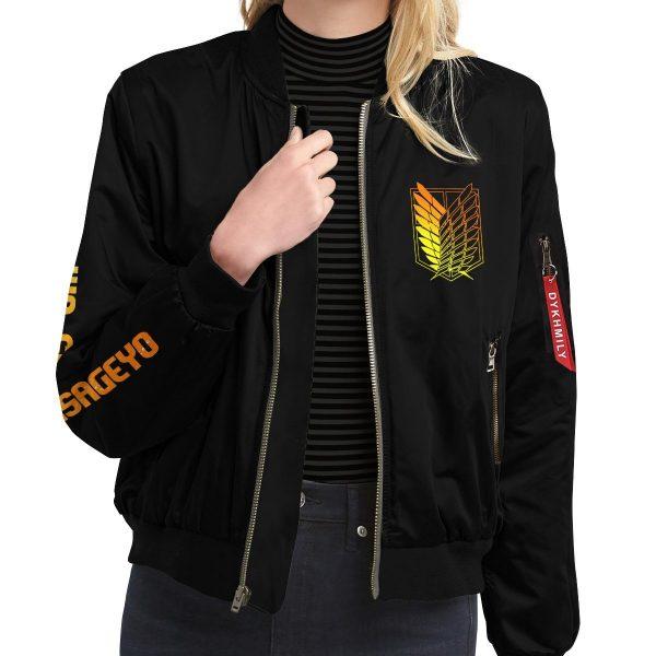 aot power four bomber jacket 488175 - Anime Jacket