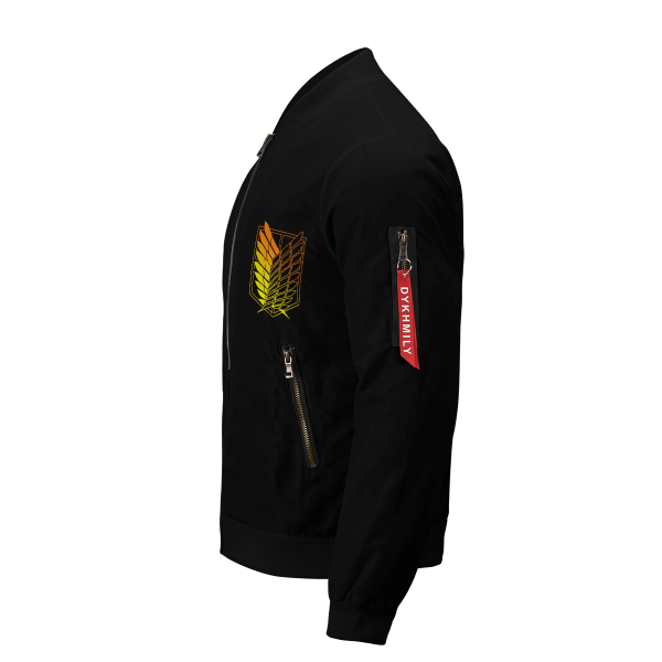 aot power four bomber jacket 926145 - Anime Jacket