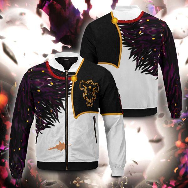asta demon skin bomber jacket 635406 - Anime Jacket