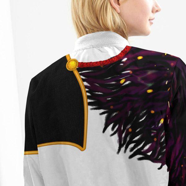 asta demon skin bomber jacket 690732 - Anime Jacket