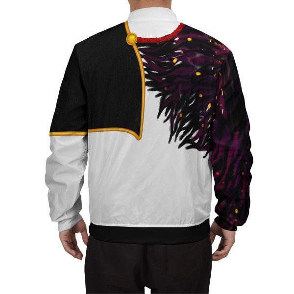 asta demon skin bomber jacket 738836 - Anime Jacket