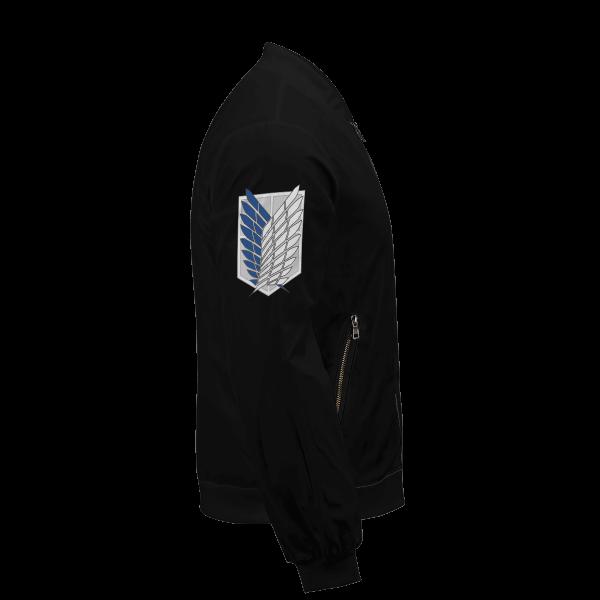 attack on titan bomber jacket 527203 - Anime Jacket