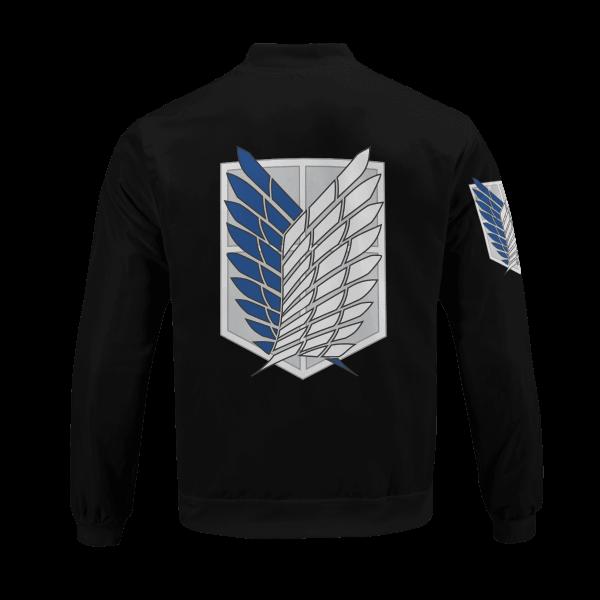 attack on titan bomber jacket 776689 - Anime Jacket