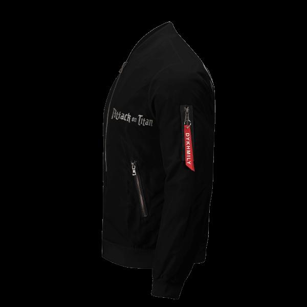 attack or be eaten alive bomber jacket 660008 - Anime Jacket