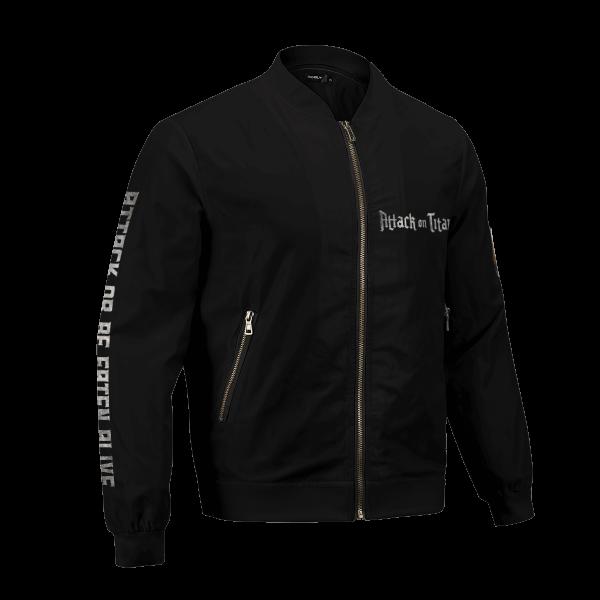 attack or be eaten alive bomber jacket 705139 - Anime Jacket