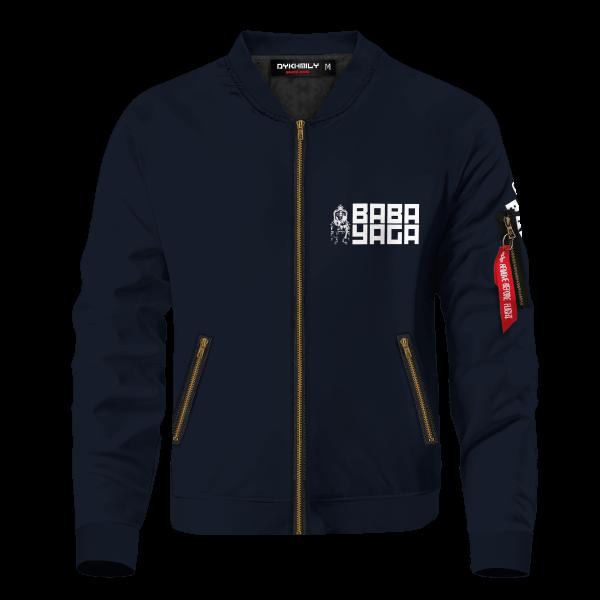 baba yaga bomber jacket 301005 - Anime Jacket