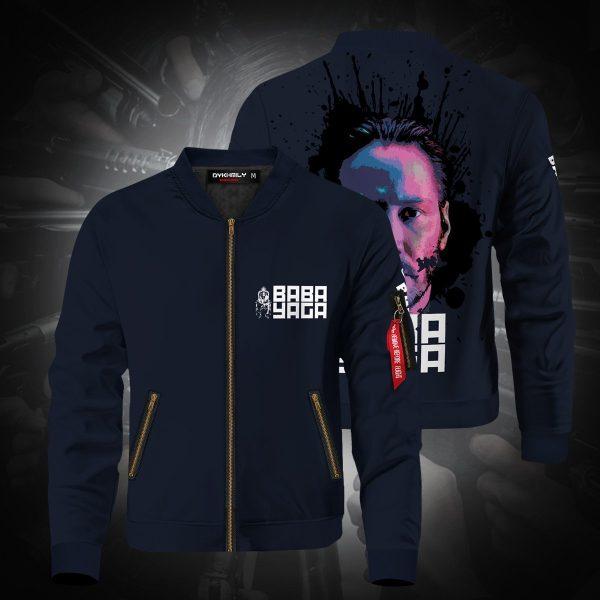 baba yaga bomber jacket 820894 - Anime Jacket
