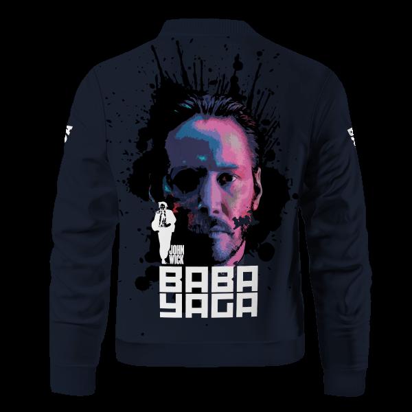 baba yaga bomber jacket 985664 - Anime Jacket