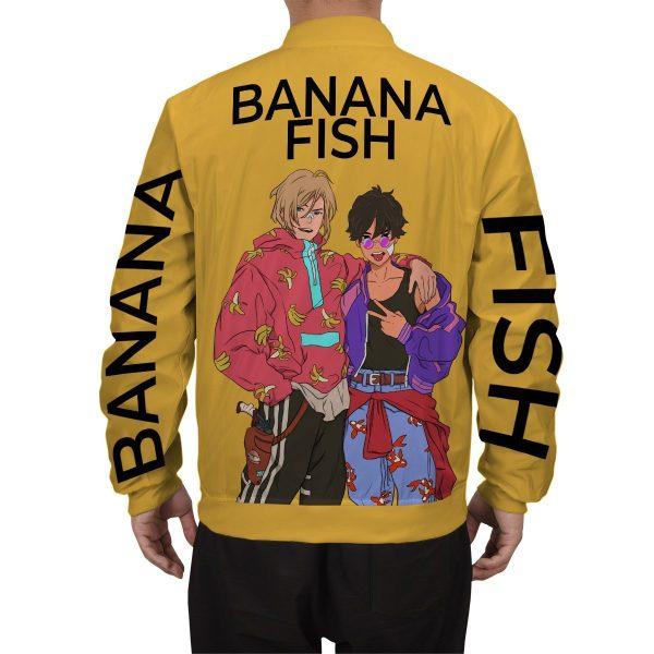 banana fish bomber jacket 359351 - Anime Jacket