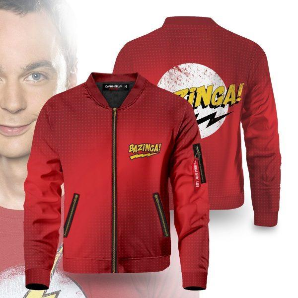 bazinga bomber jacket 257914 - Anime Jacket