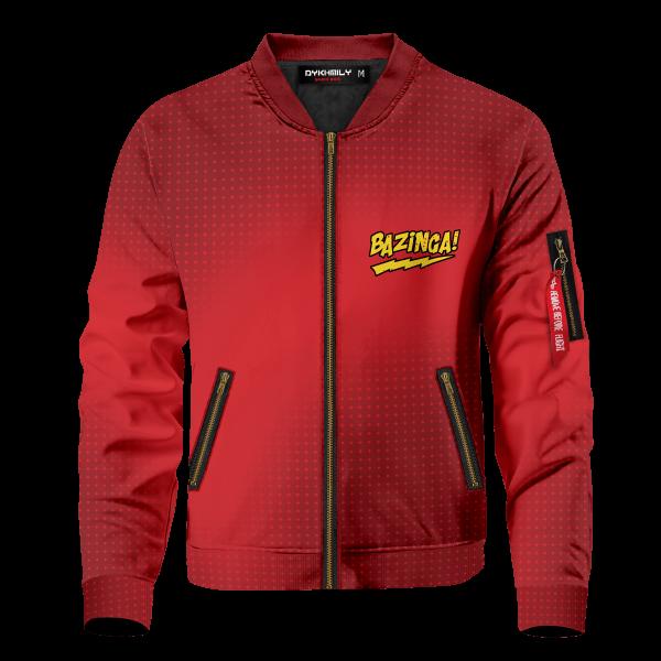 bazinga bomber jacket 967468 - Anime Jacket