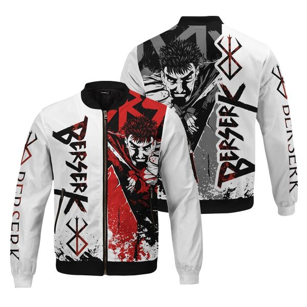 berserk bomber jacket 414247 - Anime Jacket