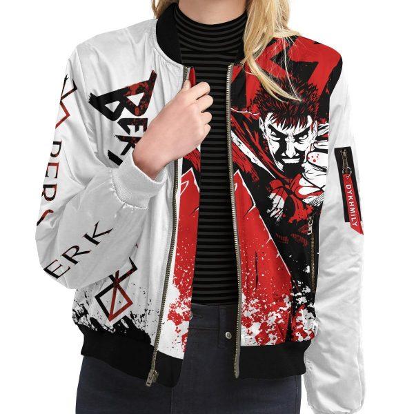 berserk bomber jacket 506018 - Anime Jacket