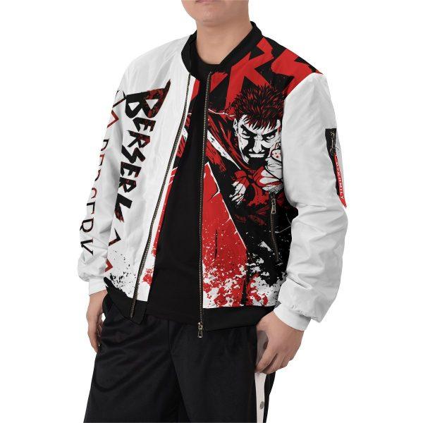 berserk bomber jacket 650097 - Anime Jacket