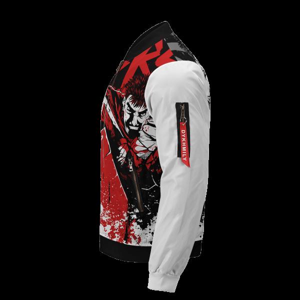 berserk bomber jacket 858279 - Anime Jacket