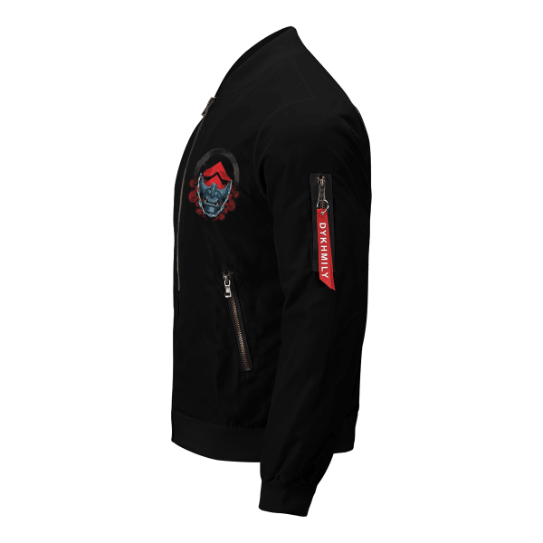 beware of the ghost bomber jacket 354761 - Anime Jacket