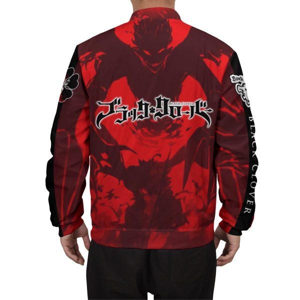 black asta bomber jacket 214214 - Anime Jacket