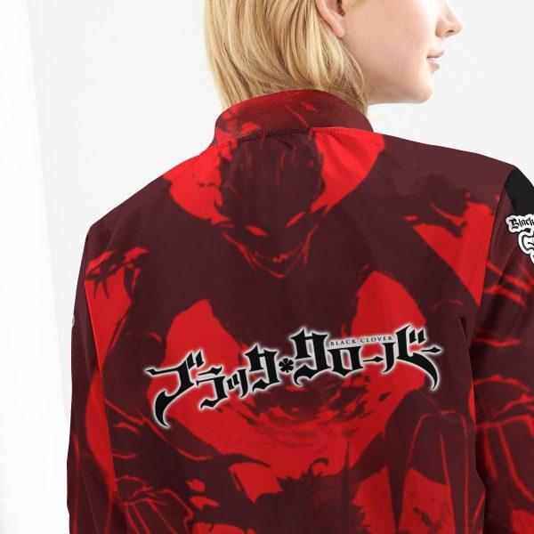 black asta bomber jacket 409332 - Anime Jacket
