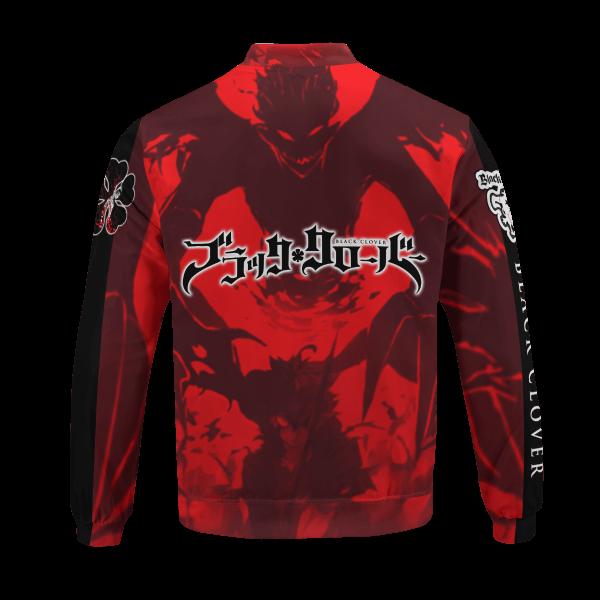 black asta bomber jacket 567878 - Anime Jacket