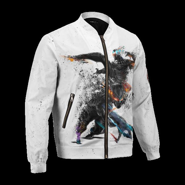 black panther bomber jacket 372513 - Anime Jacket
