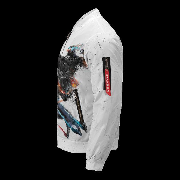 black panther bomber jacket 388527 - Anime Jacket