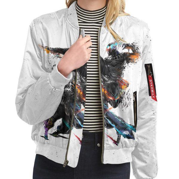 black panther bomber jacket 573101 - Anime Jacket