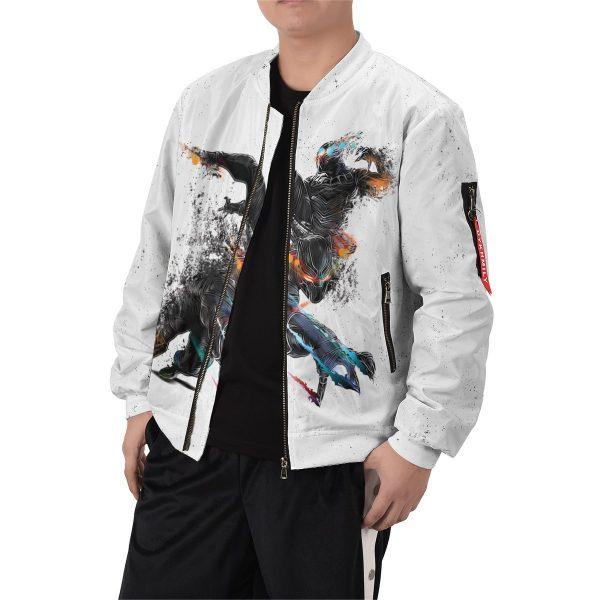 black panther bomber jacket 812730 - Anime Jacket