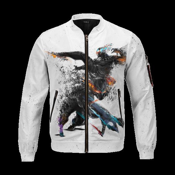 black panther bomber jacket 827673 - Anime Jacket