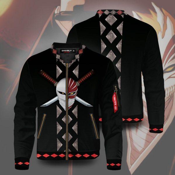 bleach bomber jacket 101357 - Anime Jacket