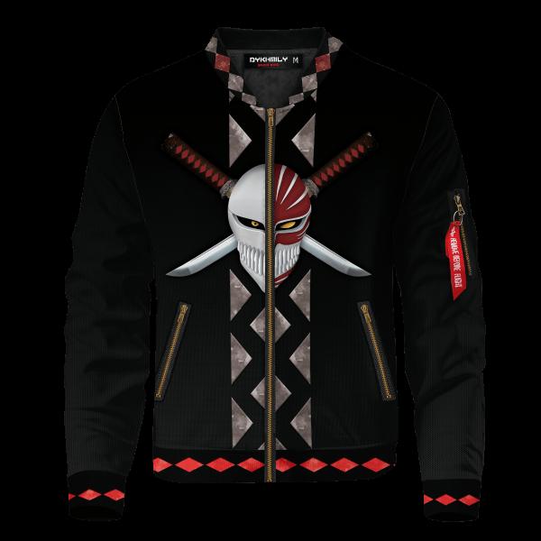 bleach bomber jacket 362213 - Anime Jacket
