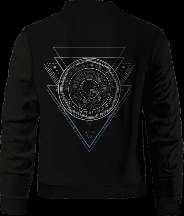 blood oath marker bomber jacket 109547 - Anime Jacket