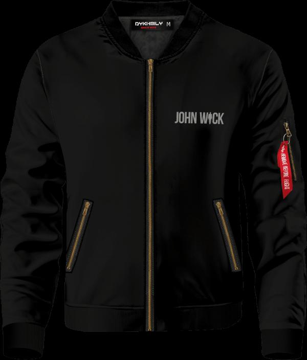 blood oath marker bomber jacket 147106 - Anime Jacket