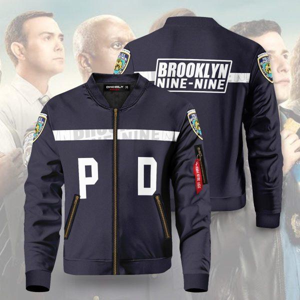 brooklyn nine nine pd bomber jacket 616192 - Anime Jacket