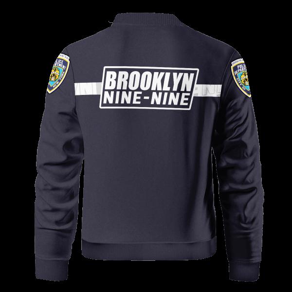brooklyn nine nine pd bomber jacket 898337 - Anime Jacket