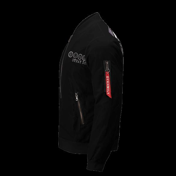 bsd detective agents bomber jacket 176189 - Anime Jacket