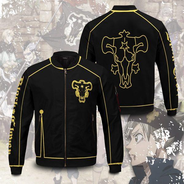 bull squad bomber jacket 191534 - Anime Jacket